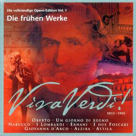 Giuseppe Verdi, Die frühen Werke (Vol. 1), 00028946170526