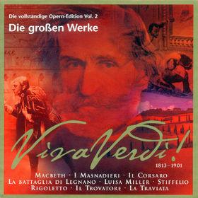 Giuseppe Verdi, Die großen Werke (Vol. 2), 00028946170625