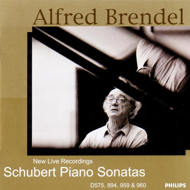 Schubert: Piano Sonatas Nos. 9, 18, 20, & 21 0028945657329
