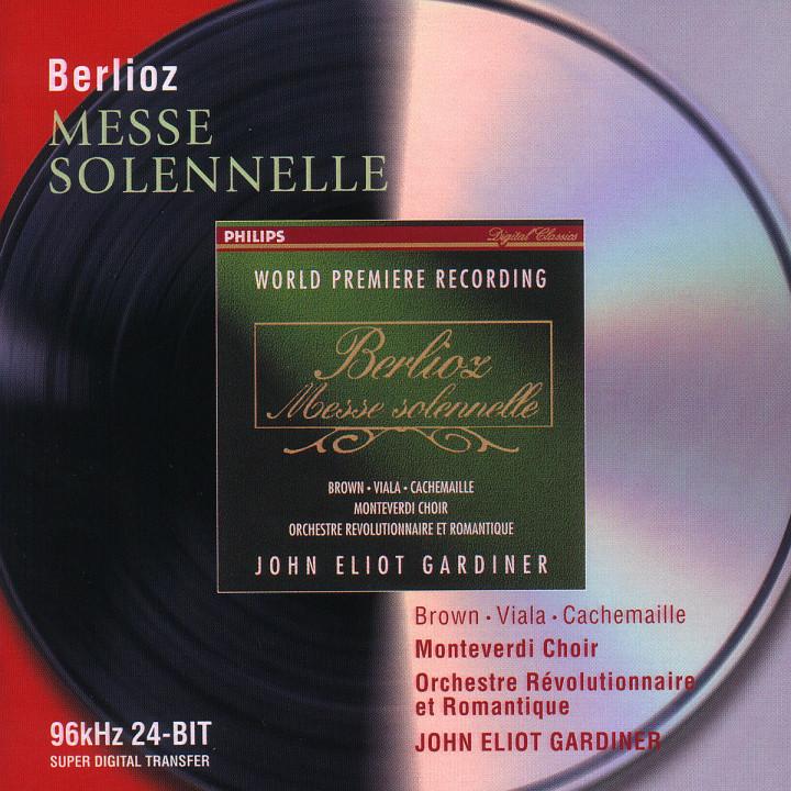 Berlioz: Messe solennelle 0028946468829