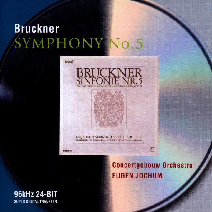 Sinfonie Nr. 5 in B-dur 0028946469325