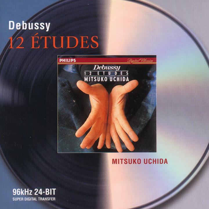 Debussy: 12 Etudes 0028946469820