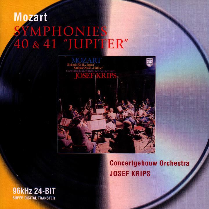 Mozart: Symphonies Nos.40 & 41 0028946472125