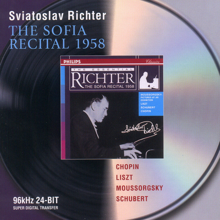 The Sofia Recital 1958 0028946473425