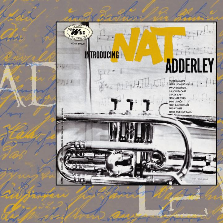 Introducing Nat Adderley 0731454382821
