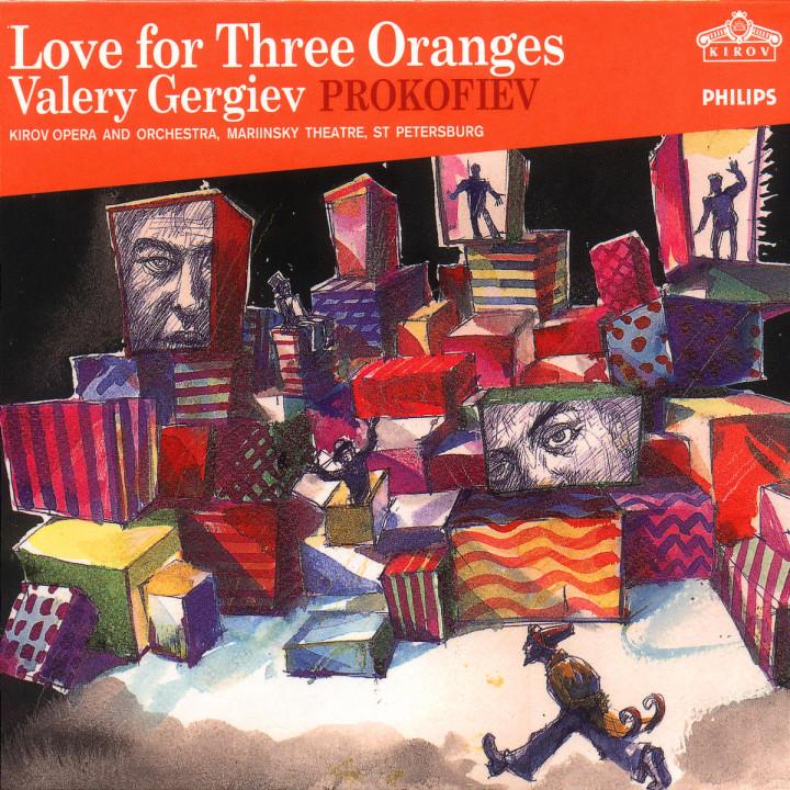 Die Liebe zu den drei Orangen 0028946291324