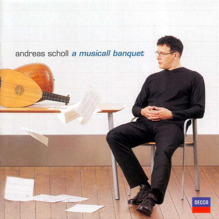"""Andreas Scholl - Robert Dowland's """"A Musicall Banquet"""" 0028946691720"""