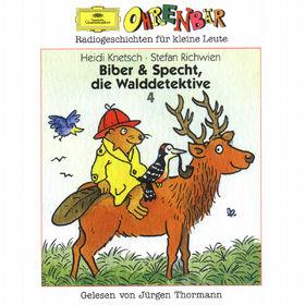 Jürgen Thormann, Biber & Specht, die Walddetektive, 00028945988429