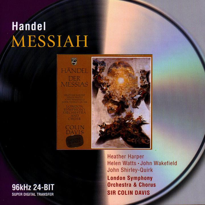 Handel: Messiah 0028946470329