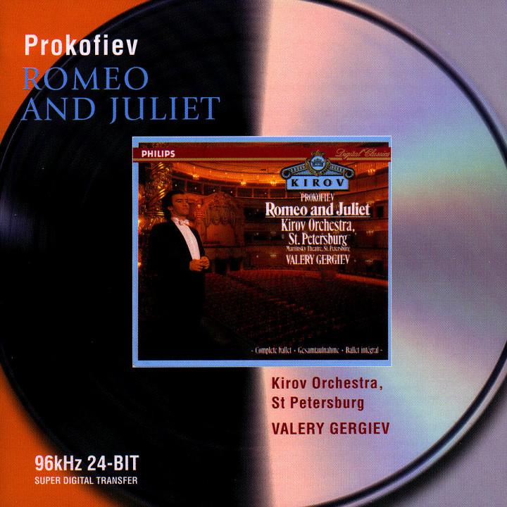 Prokofiev: Romeo & Juliet 0028946472620