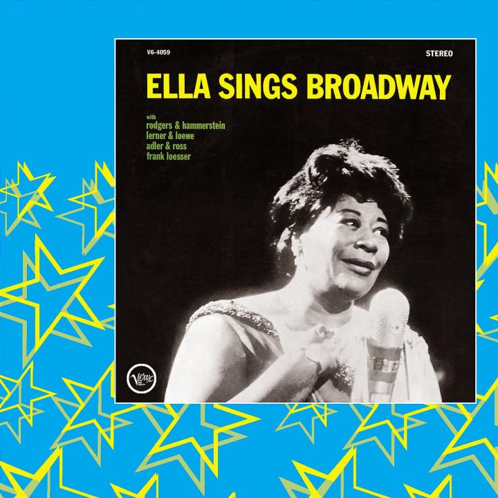 Ella Sings Broadway 0731454937322