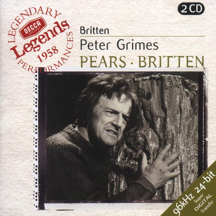 Peter Grimes 0028946768224
