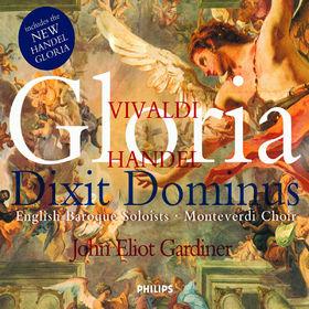Vivaldi: Gloria / Handel: Dixit Dominus, 00028946259726