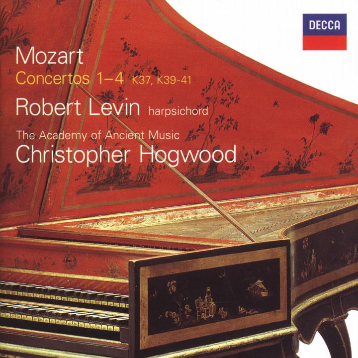 Klavierkonzerte Nr. 1-4 0028946613120