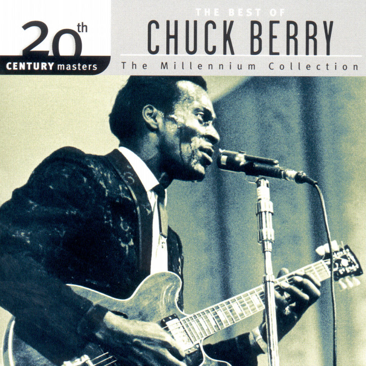 The Best Of Chuck Berry 0008811194422