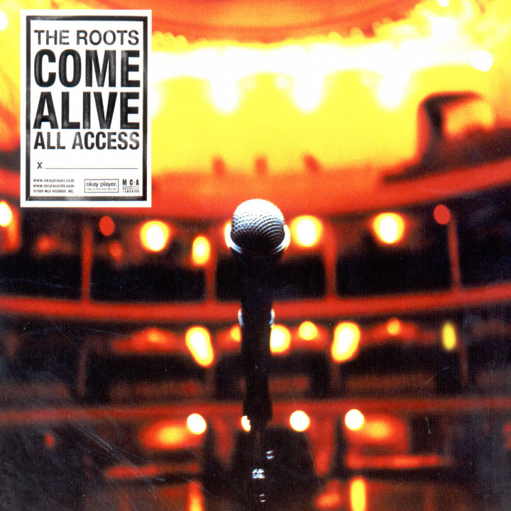 The Roots Come Alive - Limited Edition 0008811212922