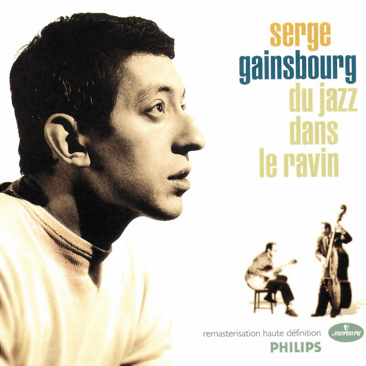 Serge Gainsbourg du jazz dans le ravin 0731452262921