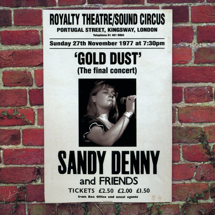 Gold Dust - Live At The Royalty (The Final Concert) 0731452449326
