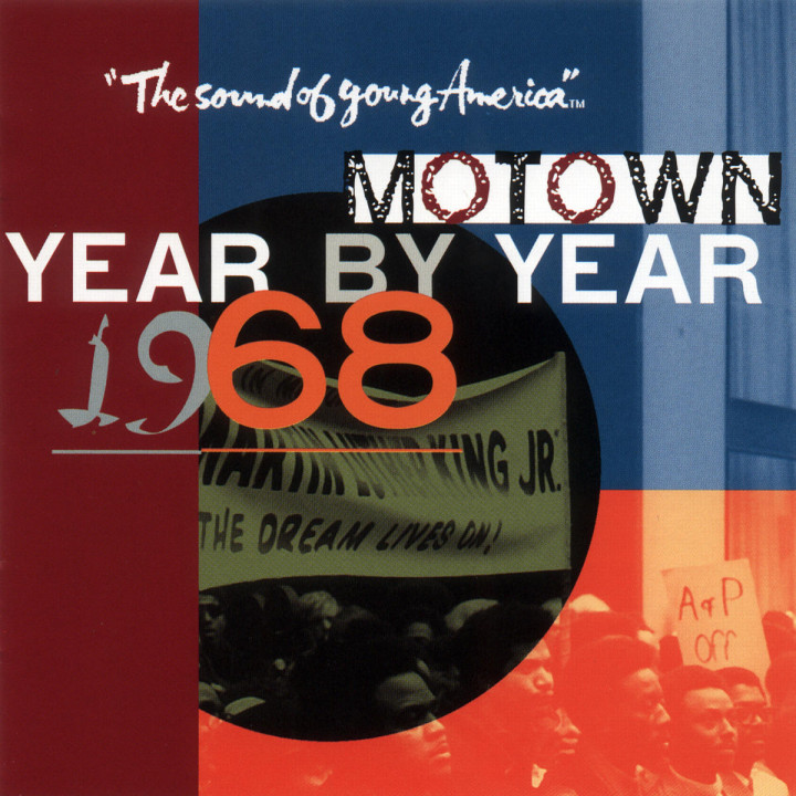 Motown Year By Year 1968 - The Sound Of Young America 0731453050721