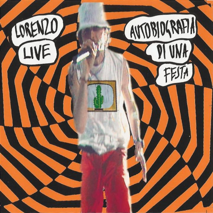 Lorenzo Live - Autobiografia di una festa 0731454297220