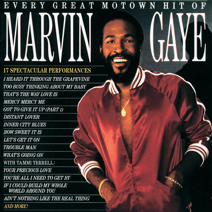 Every Great Motown Hit Of Marvin Gaye 0731454951724