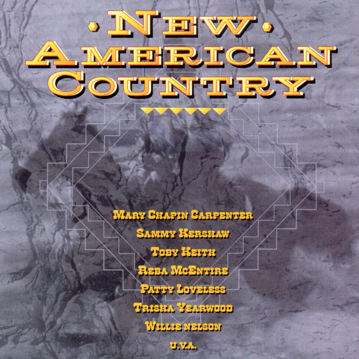 New American Country (Vol. 1) 0731455330023