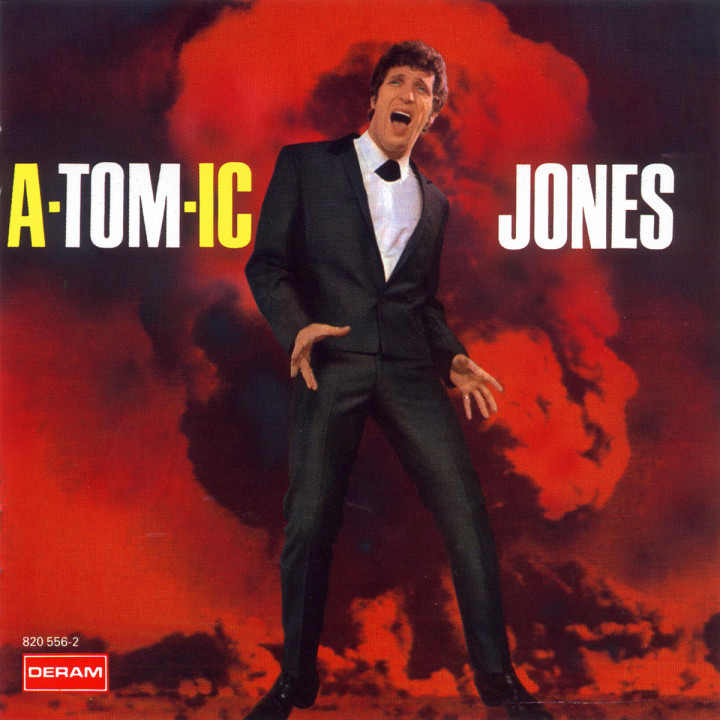 A-Tom-Ic Jones 0042282055624