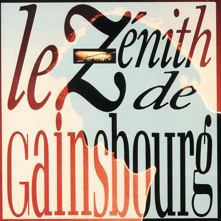 Le Zénith de Gainsbourg 0042283816222