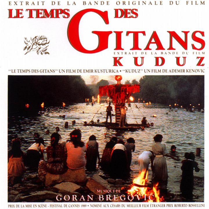 Le Temps des Gitans - original motion picture soundtrack 0042284276423