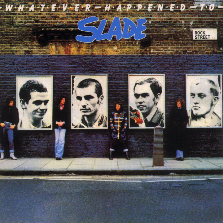 Whatever Happened To Slade 0042284918424