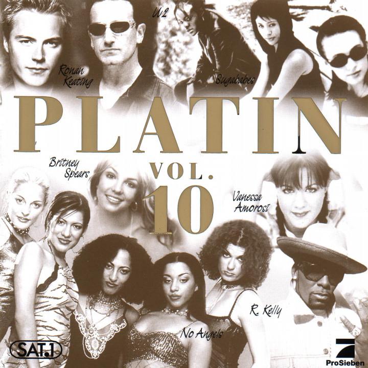 Platin (Vol. 10) 0731452096221