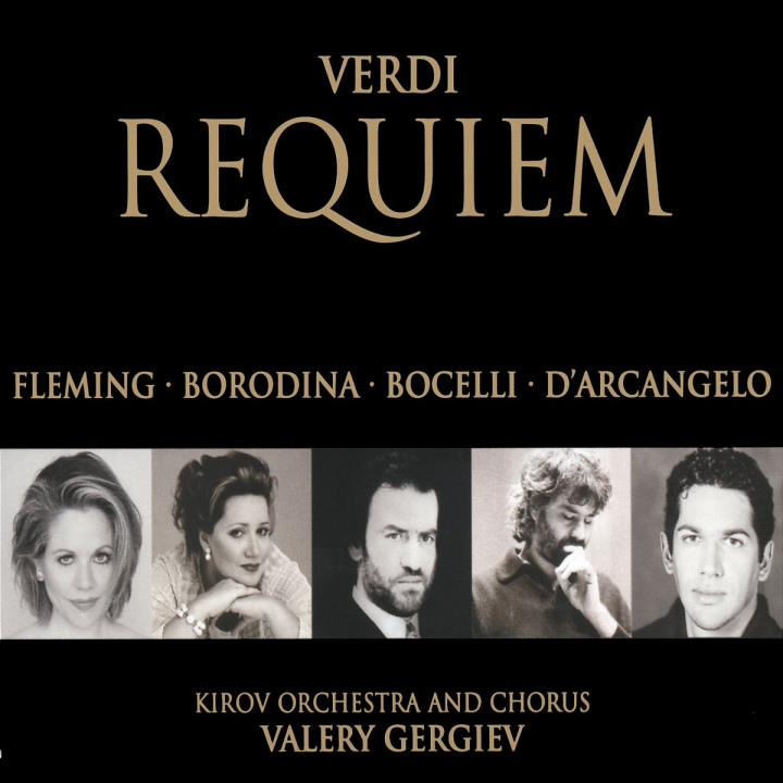 Verdi: Messa da Requiem 0028946807927