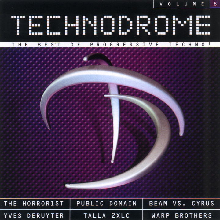 Technodrome (Vol. 8) 0731452099523
