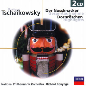 eloquence, P.I. Tschaikowsky - The Nutcracker Opus 71 (Complete), 00028946777121