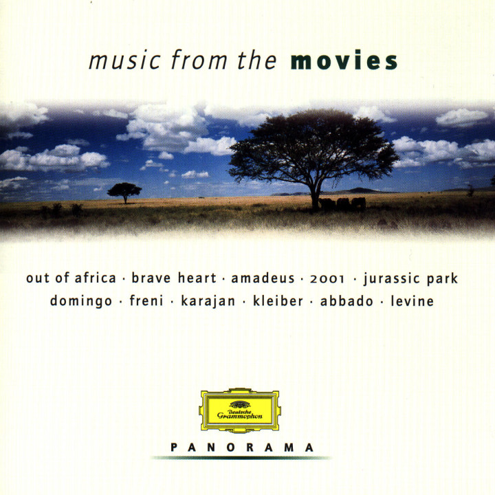 Music From The Movies 0028946925623