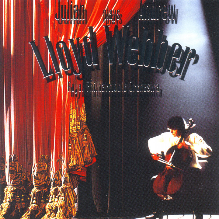 Julian Lloyd Webber Plays Andrew Lloyd Webber 0028946836224