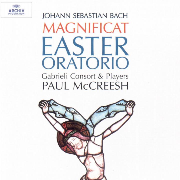 Magnificat, Oster-Oratorium