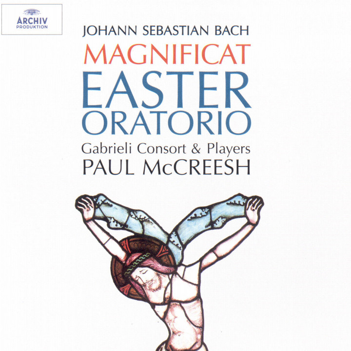 Bach, J.S.: Easter Oratorio BWV 249; Magnificat BWV 243 0028946953125