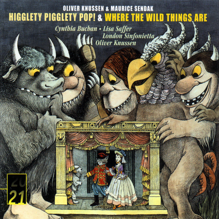 Higglety Pigglety Pop!; Where The Wild Things Are 0028946955622