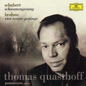 Franz Schubert, Schwanengesang, Vier ernste Gesänge, 00028947103028