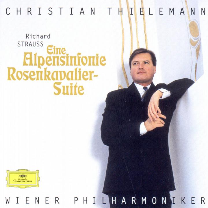 Strauss, R.: Eine Alpensinfonie; Rosenkavalier-Suite 0028946951927