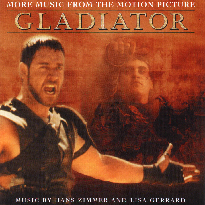 "More Music from the Motion Picture ""Gladiator"" 0044001319222"
