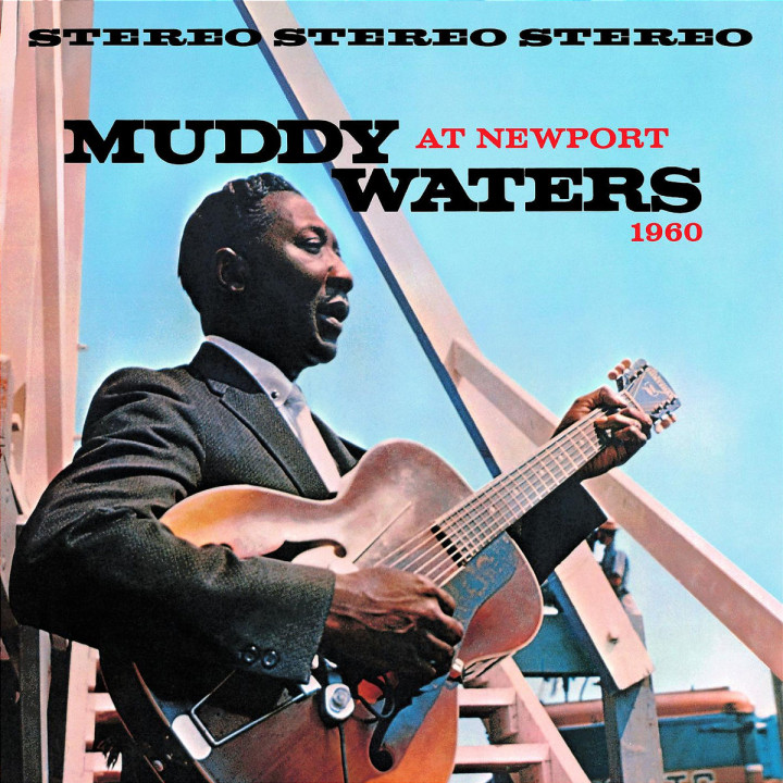 Muddy Waters Live At Newport 1960 0008811251521