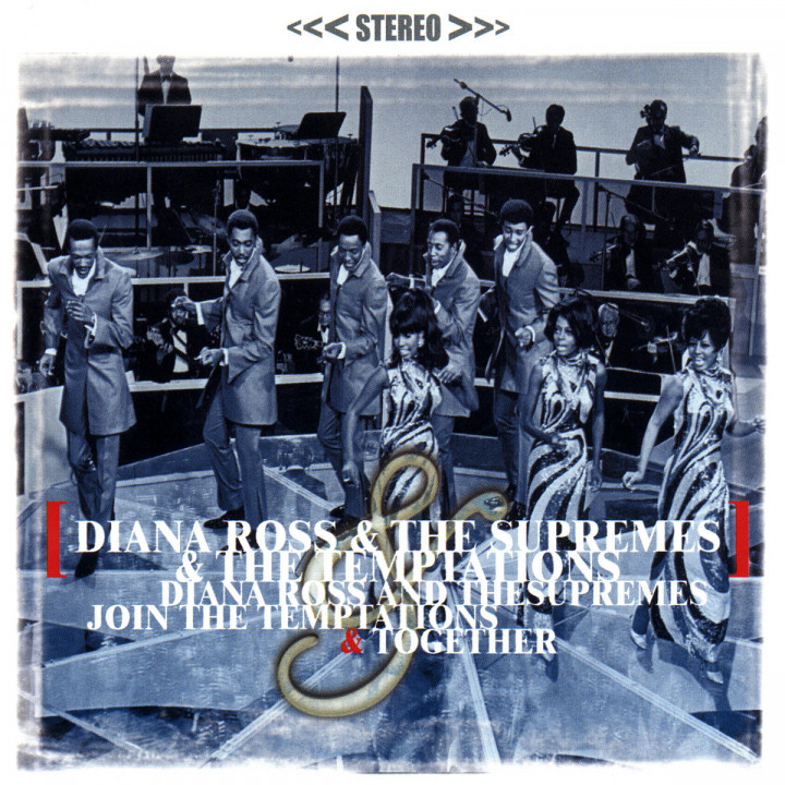Diana Ross And The Supremes Join The Temptations; Together 0601215950726