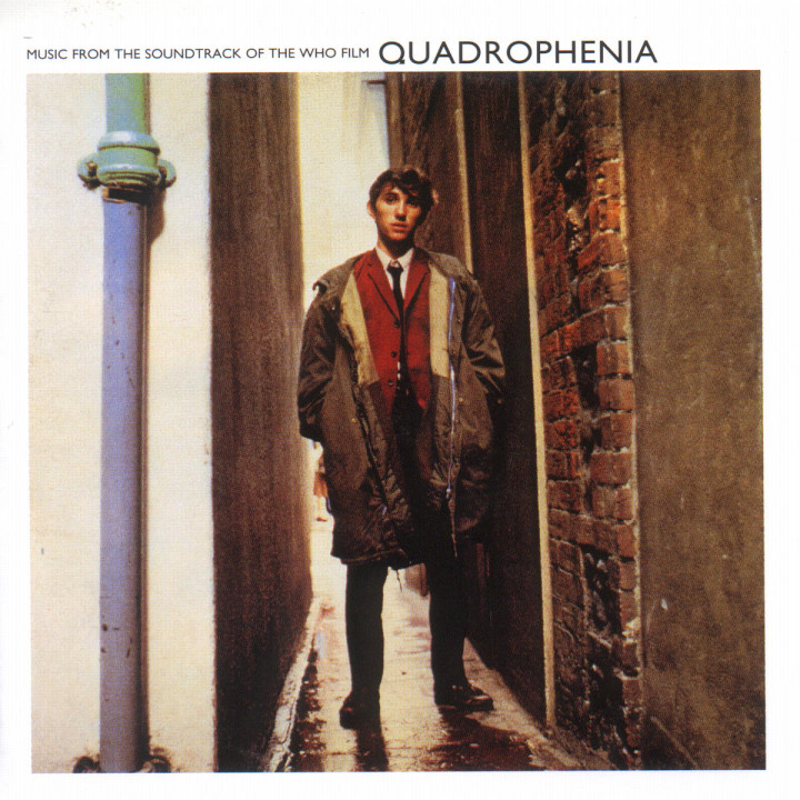 Quadrophenia - original motion picture soundtrack 0731454369121