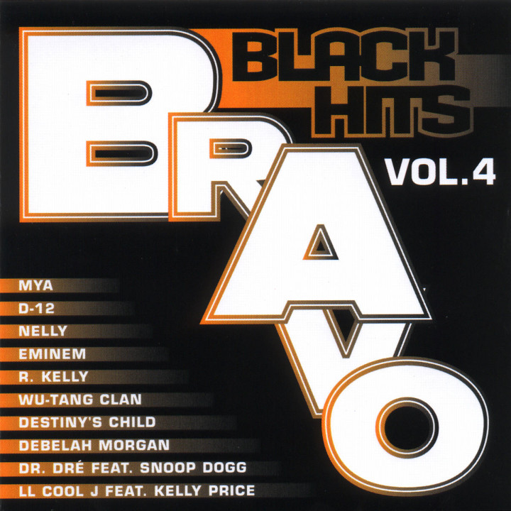 Bravo Black Hits (Vol. 4) 0731455620920
