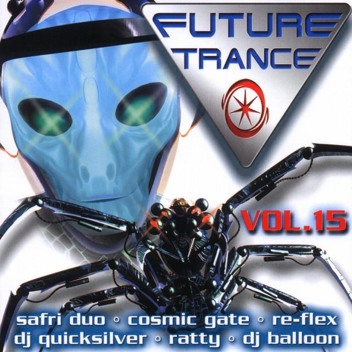 Future Trance (Vol. 15) 0731455633328