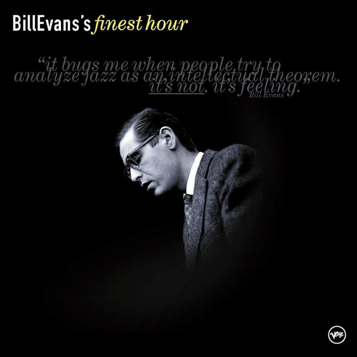 Bill Evans' Finest Hour 0731454967527