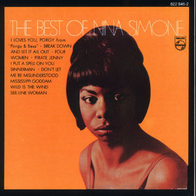 Nina Simone, The Best Of Nina Simone, 00042282284624