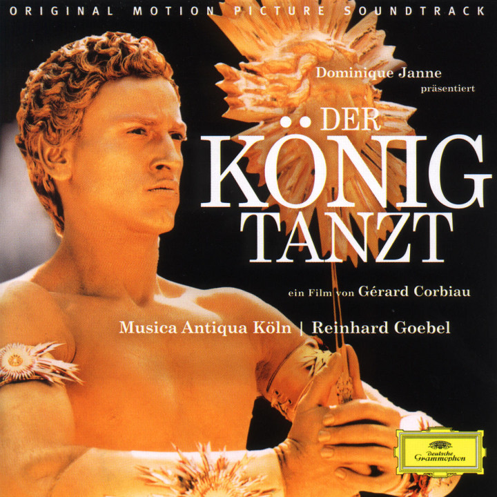 Der König tanzt - original motion picture soundtrack